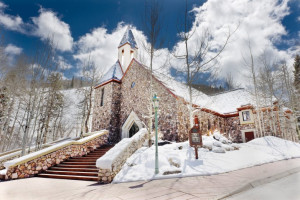 Kessler Beaver Creek Chapel at Beaver Creek Lodge.