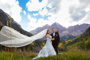 Wedding at The Westin Snowmass Resort.