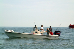 Fishing at Amelia Island Rentals, Inc.