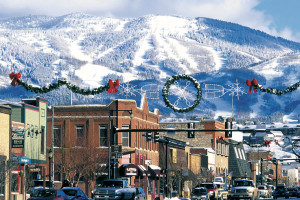 Downtown at Steamboat Lodging Properties.