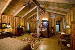 Suite interior at Panther Valley Ranch.