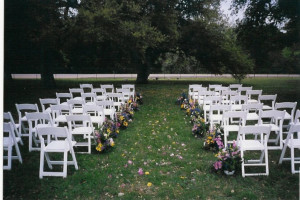 Wedding Ceremony at Full Moon Inn
