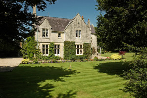 Exterior view of Old Rectory B&B.