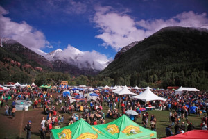 Festival at Accommodations in Telluride.