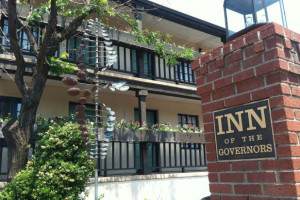 Exterior View of Inn of the Governors