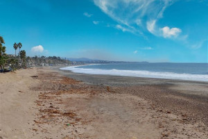 The beach at Capistrano Realty.