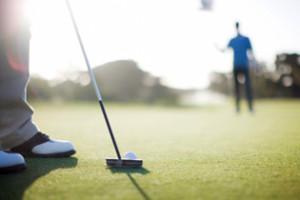 Golfing at Westgate Myrtle Beach.