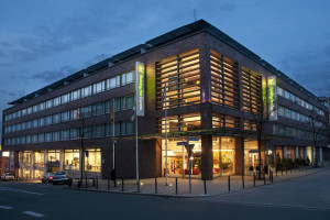 Exterior view of Holiday Inn Express Essen - City Centre.