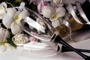 Weddings at The Suites Hotel at Waterfront Plaza.