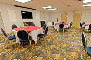 Meeting room at Carriage Ridge Resort at Horseshoe Valley.