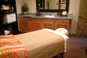 Juniper Spa at Zion Ponderosa Ranch.
