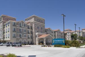 Exterior view of Staybridge Suites Silicon Valley-Milpitas.