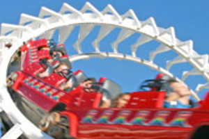 Disney World, Universal Studios, and Busch Gardens theme parks near Lake Eve Resort.