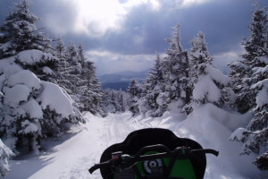 Snowmobile Trails at North Country Rivers