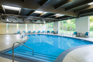 Indoor Swimming Pool at Holiday Inn Norwich