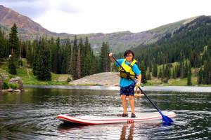 Water activities near Three Rivers Resort.