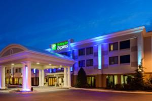 Exterior View of Holiday Inn Express Philadelphia NE-Bensalem