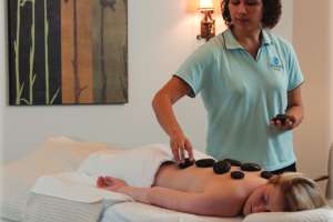 Spa services at Beachmere Inn.