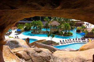 Outdoor pool at Mayaguez Resort & Casino.