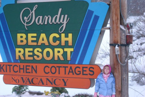 Welcome to Sandy Beach Resort