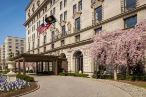 Exterior view of The St. Regis Washington, D.C.