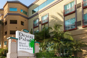Exterior View of Desert Palms Hotel & Suites