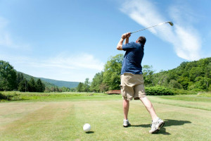Golf at Hanah Mountain Resort & Country Club.