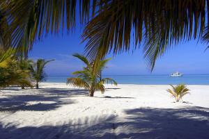 Beach at Charela Inn.