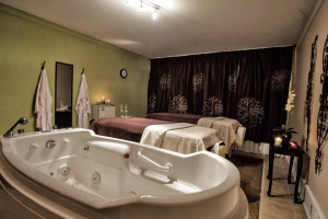 Spa Room at Nichols Village Hotel and Spa