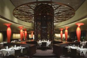 Dining at Odawa Casino Resort.
