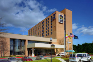 Exterior View of Best Western Plus Hotel & Conference Center
