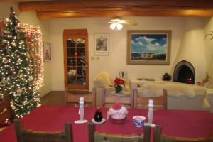 Special occasions at Pueblo Bonito.