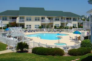 Vacation condos at Holiday Isle Properties.