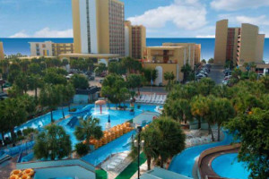 Resort And Pool View at Sea Mist Oceanfront Resort