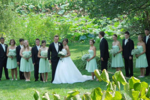 Weddings at Battlefield Bed and Breakfast Inn.