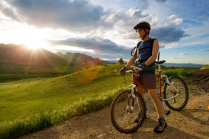 Mountain Biking at Fireside Resort