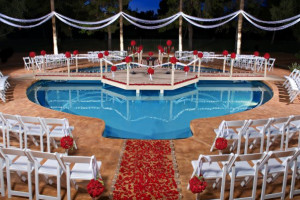 Wedding at Scottsdale Resort & Conference Center.