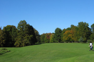 Golf course near Red Hook Golf Club.