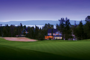 Exterior view of Humber Valley Resort.