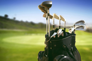 Golf courses near Visit Up North Vacation Rentals.