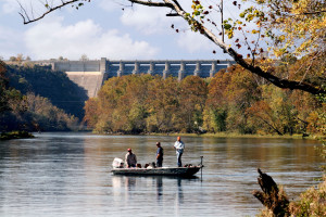 Fishing at The Branson Stone Castle Hotel & Conference Center.