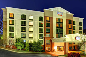Welcome to Fairfield Inn & Suites Asheville South/Biltmore Square