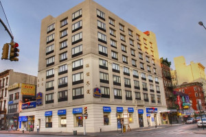 Exterior View of Best Western Bowery Hanbee Hotel
