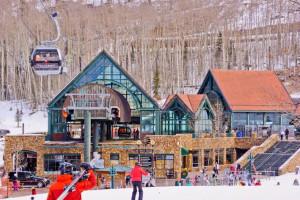 Skiing at SkyRun Vacation Rentals - Telluride, Colorado.