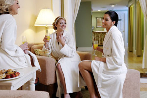 Spa day at Mountain View Grand Resort & Spa.