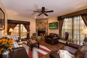 Guest cottage at Westgate River Ranch Resort & Rodeo.