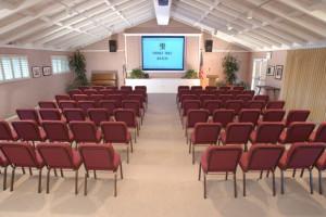 Conference at Smoke Tree Ranch.