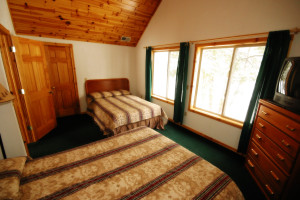 Chalet Interior at Thunder Bay Resort