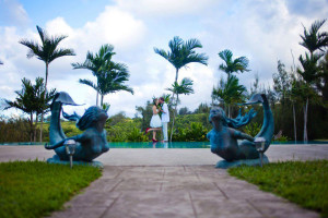 Weddings at Hawaii Island Retreat.