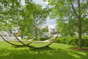 Hammocks at Essex Resort & Spa.
